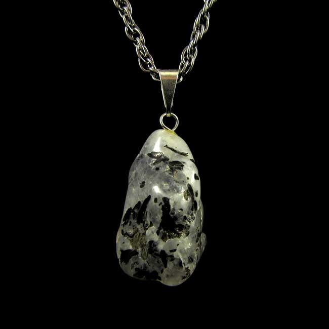 Pingente Pedra da Lua Pedra Natural - 6107