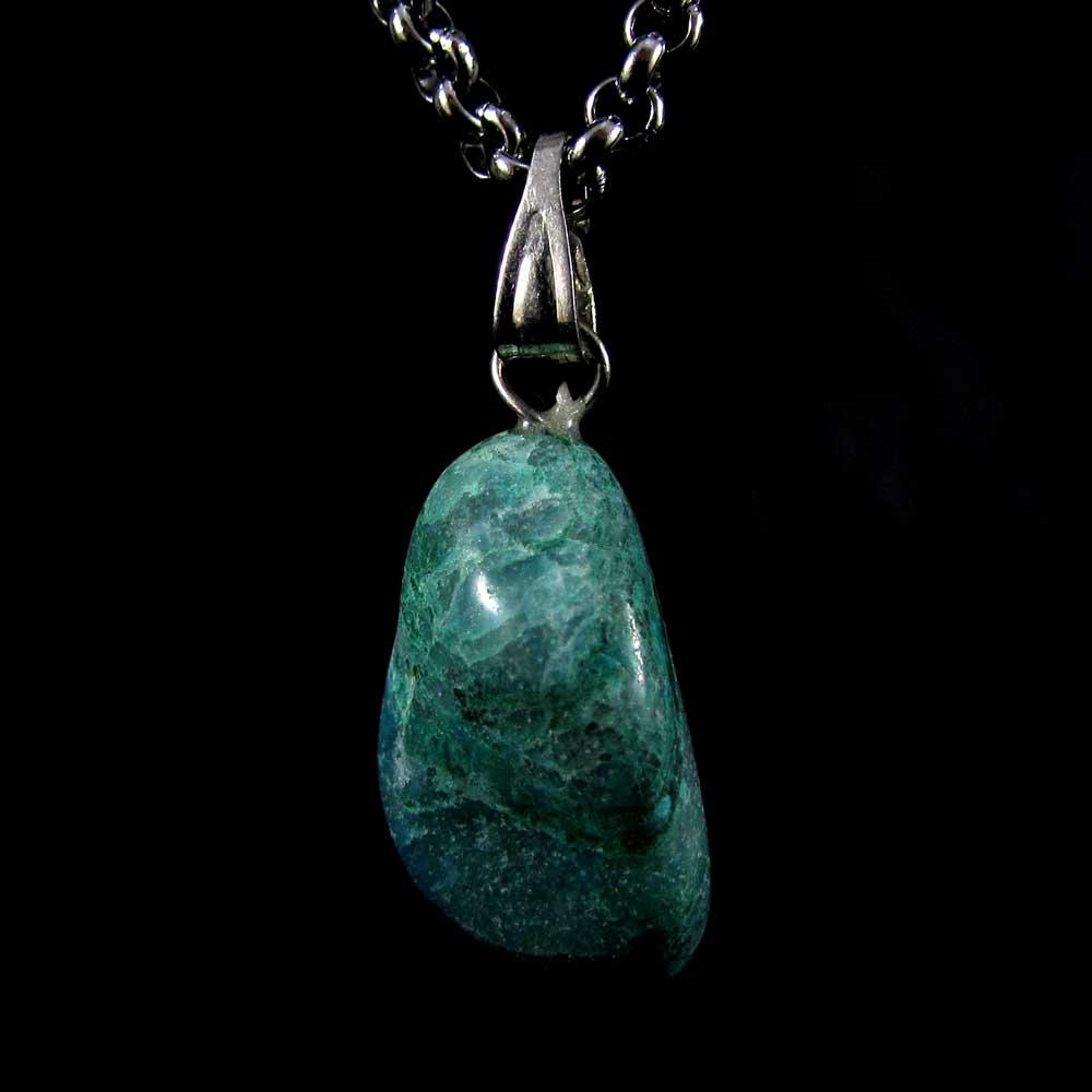 Pingente Pedra Natural Apatita