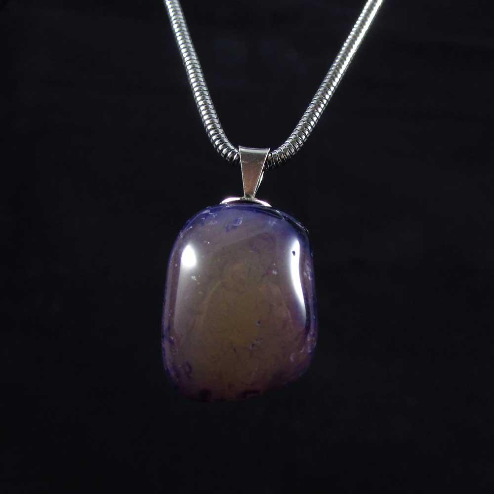 Pingente Pedra Natural Charoita