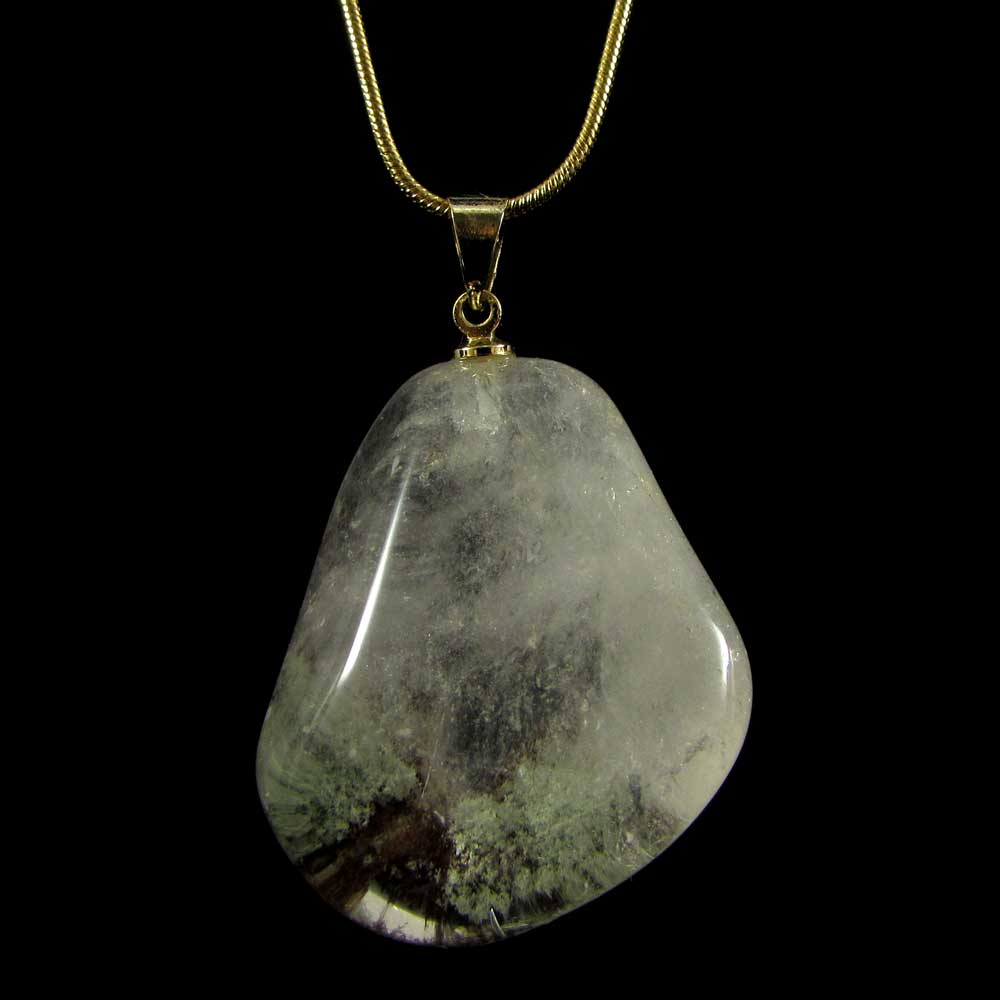 Pingente Pedra Natural Lodolita
