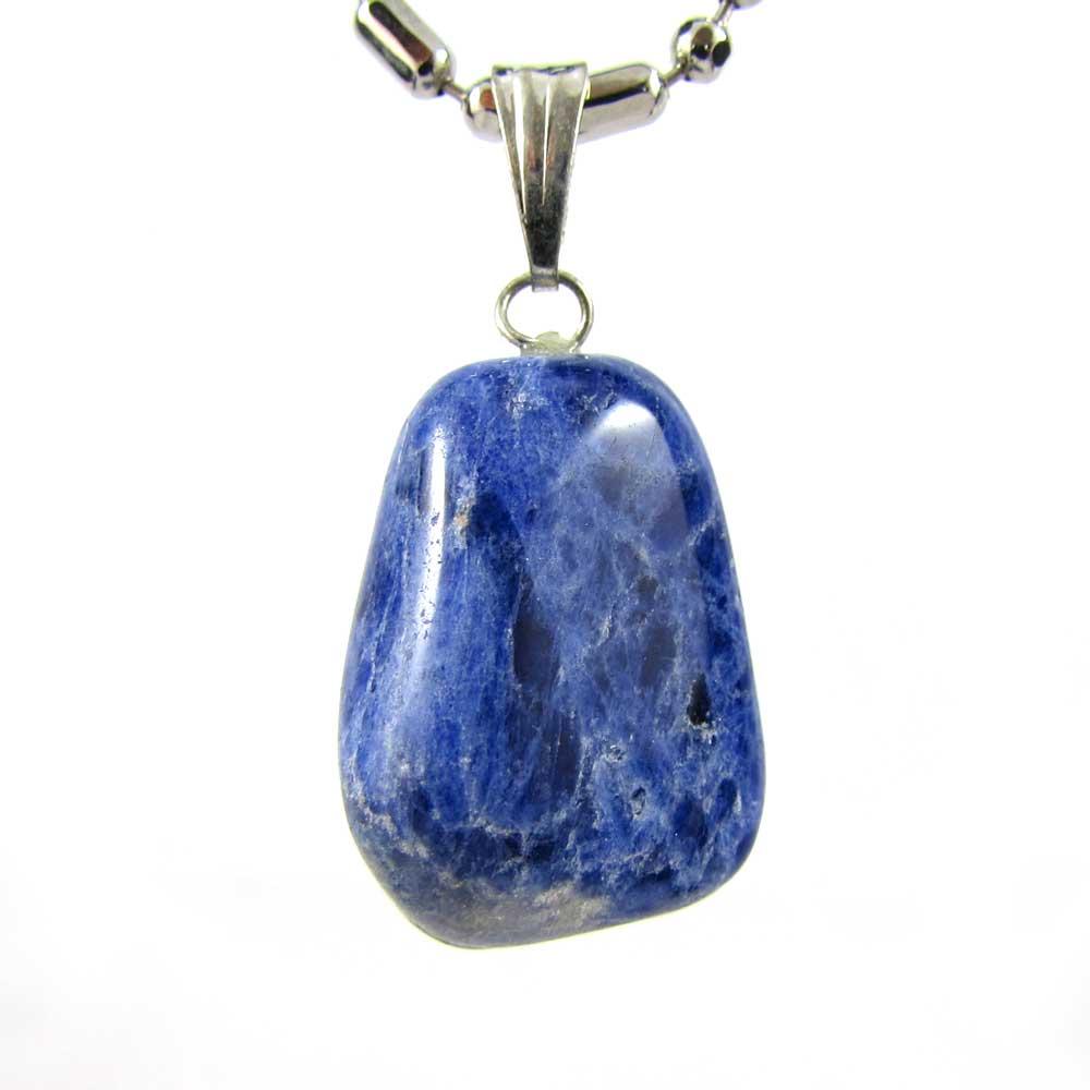 Pingente Pedra Natural Sodalita