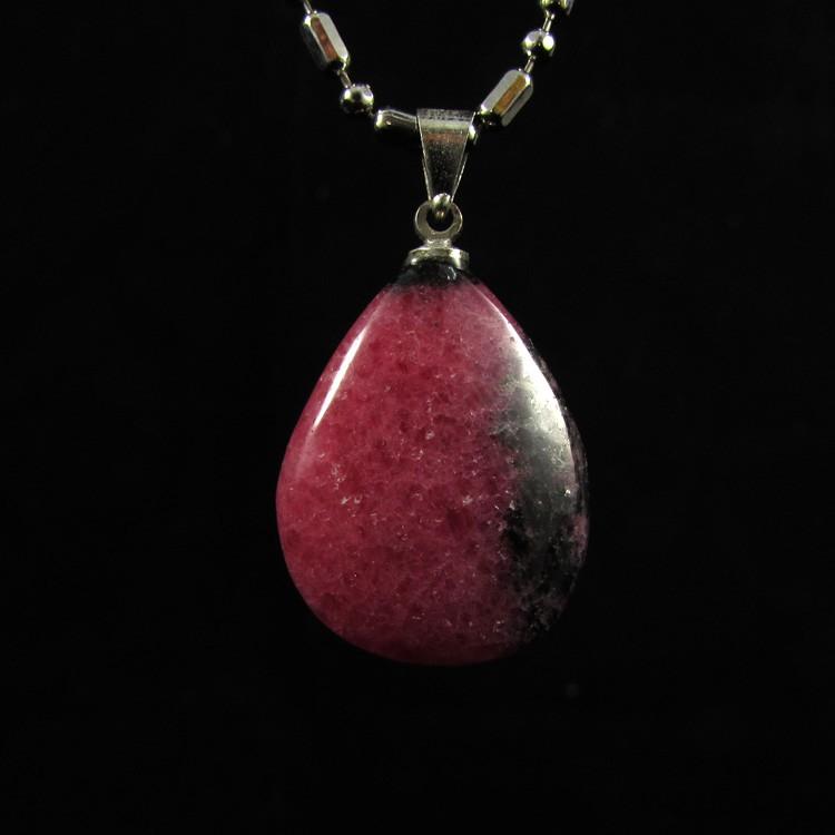 Pingente Rodonita Pedra Natural - 5297