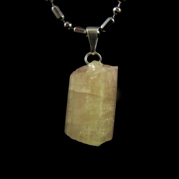 Pingente Turmalina Melancia Pedra Natural - 5605