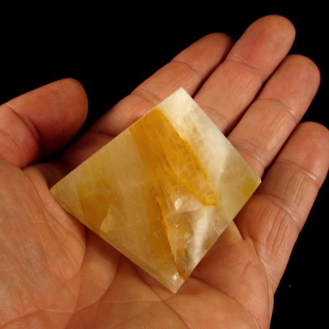 Pirâmide de Ágata Pedra Natural - 5673