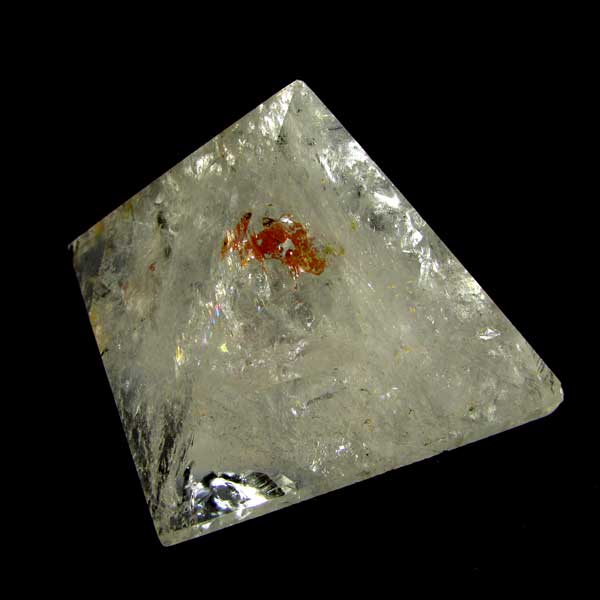 Pirâmide de Cristal Pedra Natural - 6981