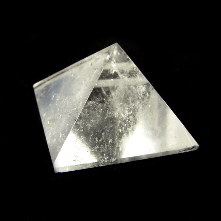 Pirâmide de Quartzo Cristal - 5357