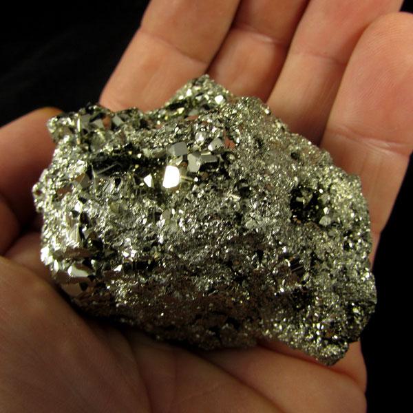Pirita Bruta Pedra Natural - 7203