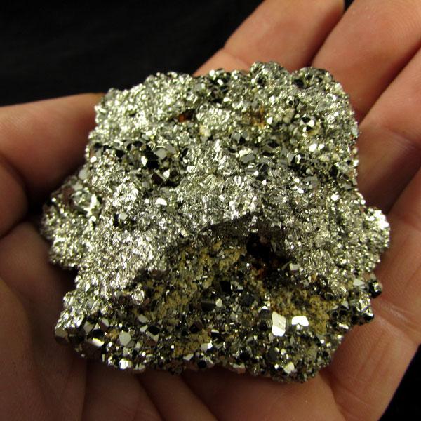 Pirita Bruta Pedra Natural - 7205