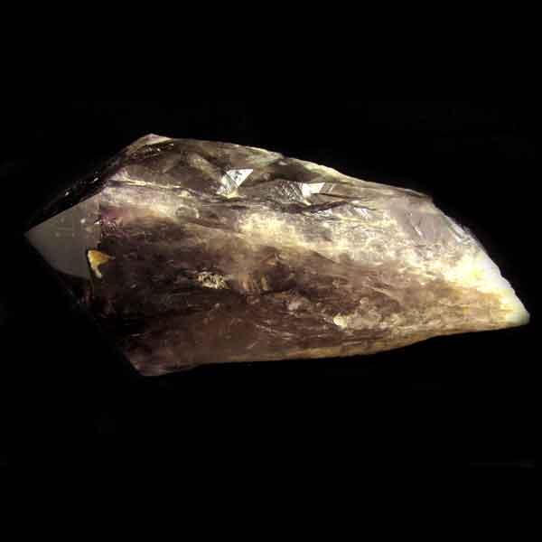 Ponta de Ametista Pedra Natural Bruta - 6501