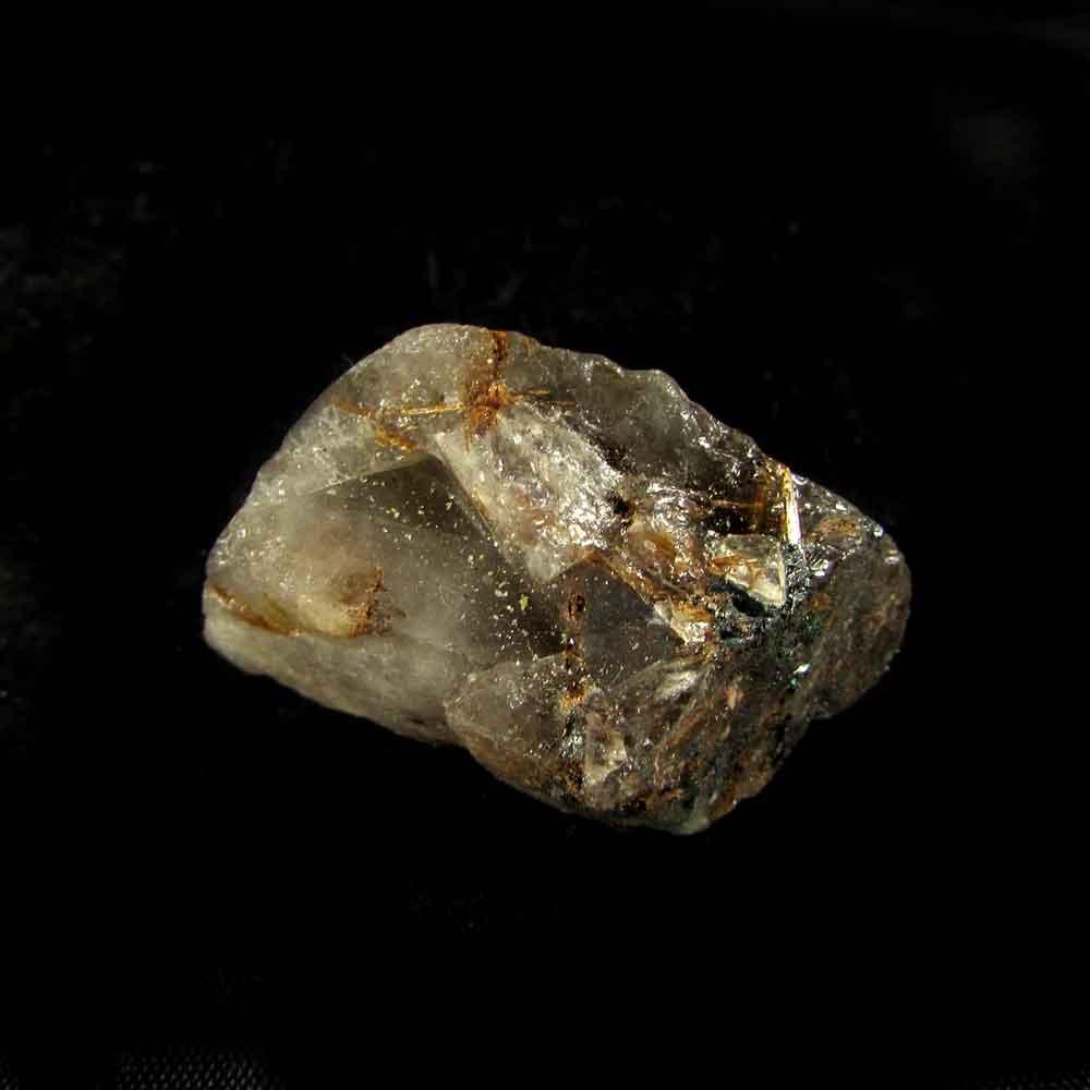 Quartzo com Rutilo Pedra Natural - 4341