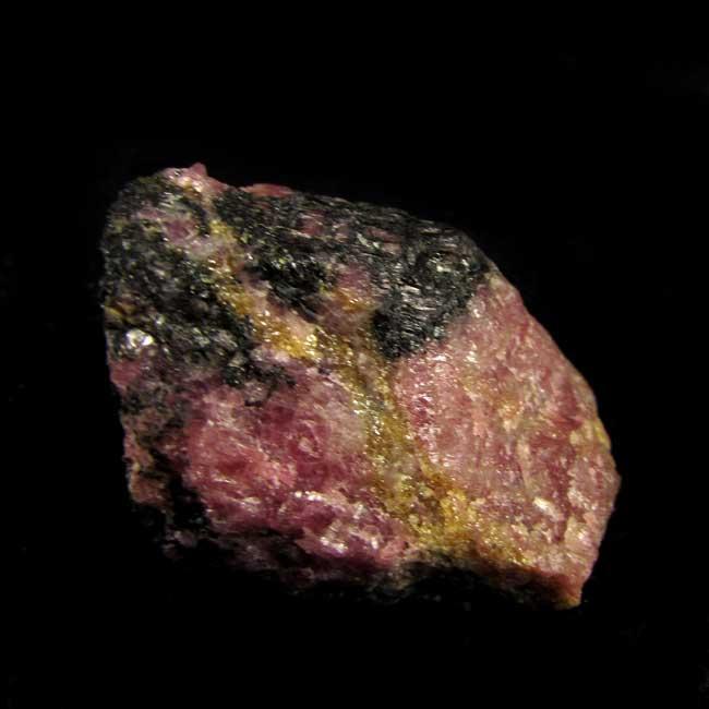 Rodonita Pedra Natural Bruta - 5941