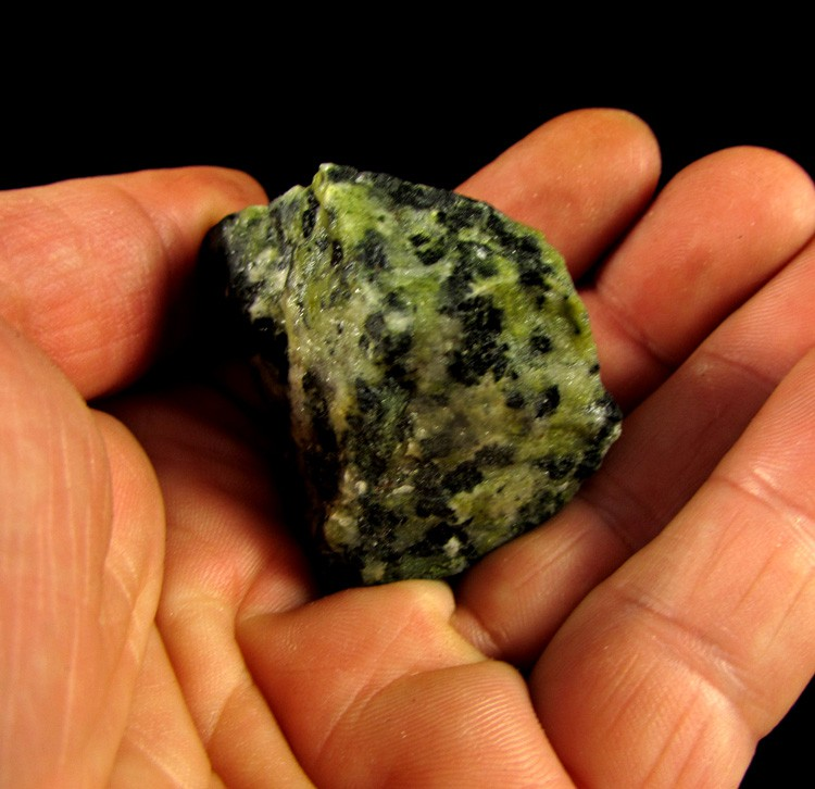 Serpentinita Pedra Natural Bruta - 5531