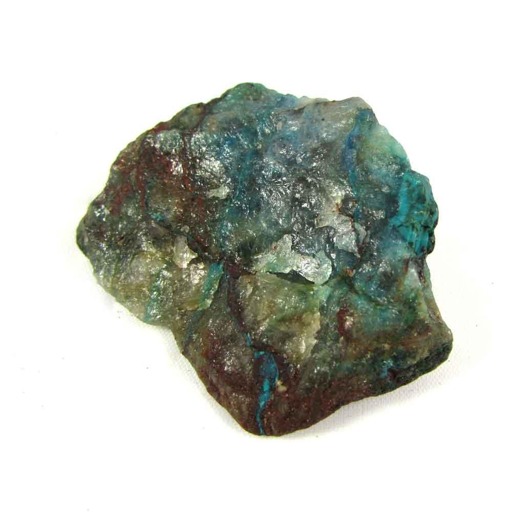 Shattuckita Pedra Natural Bruta