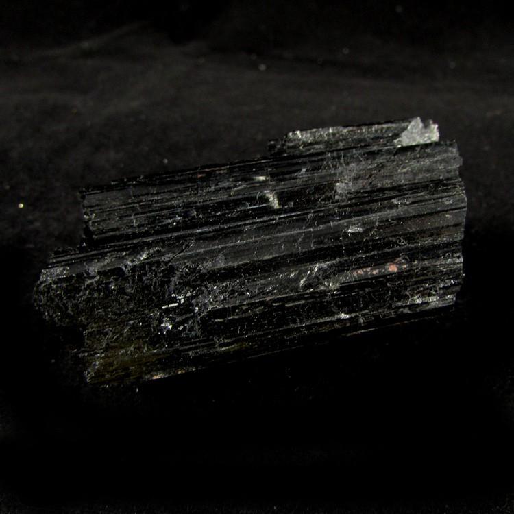 Turmalina Negra Pedra Natural Bruta -5423