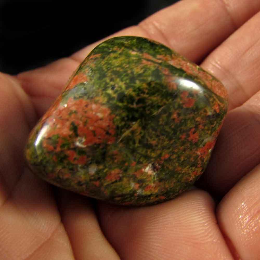 Unakita Pedra Natural Bruta