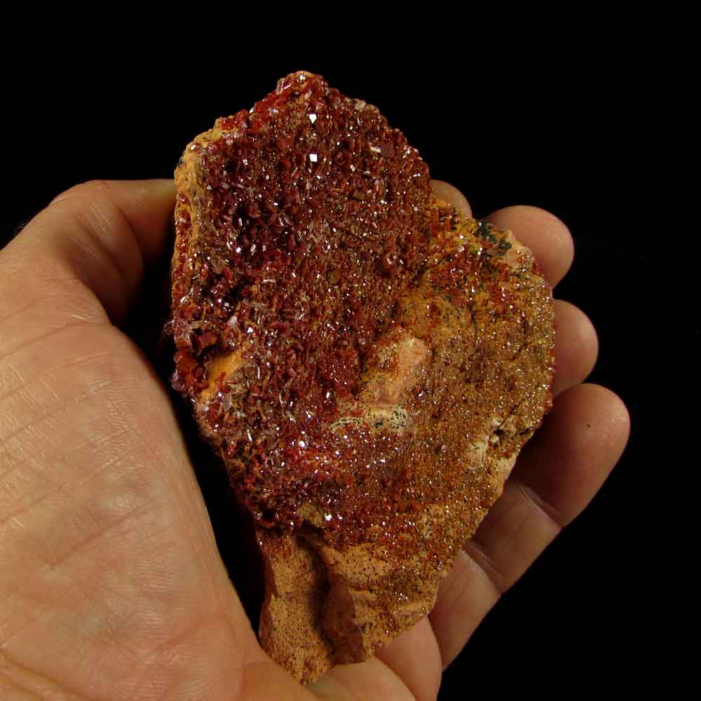 Vanadinita Pedra Natural Bruta Frete Grátis (3149)