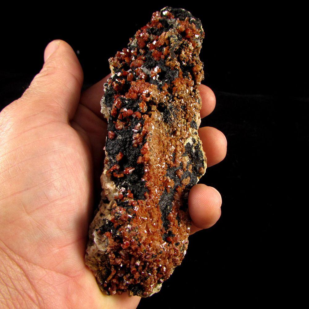 Vanadinita Pedra Natural Bruta Frete Grátis - 4847