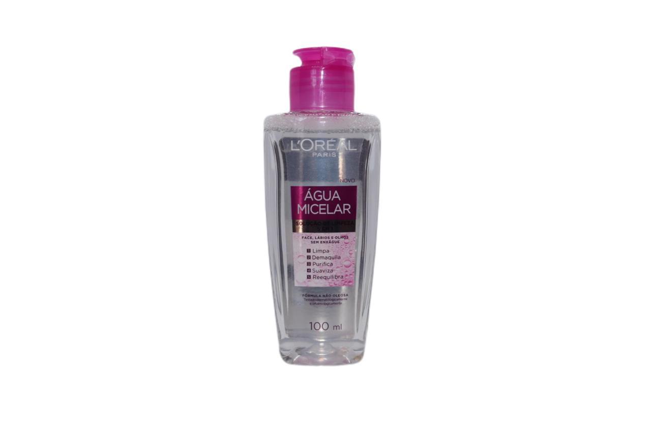 Água micelar l'oréal paris 100 ml
