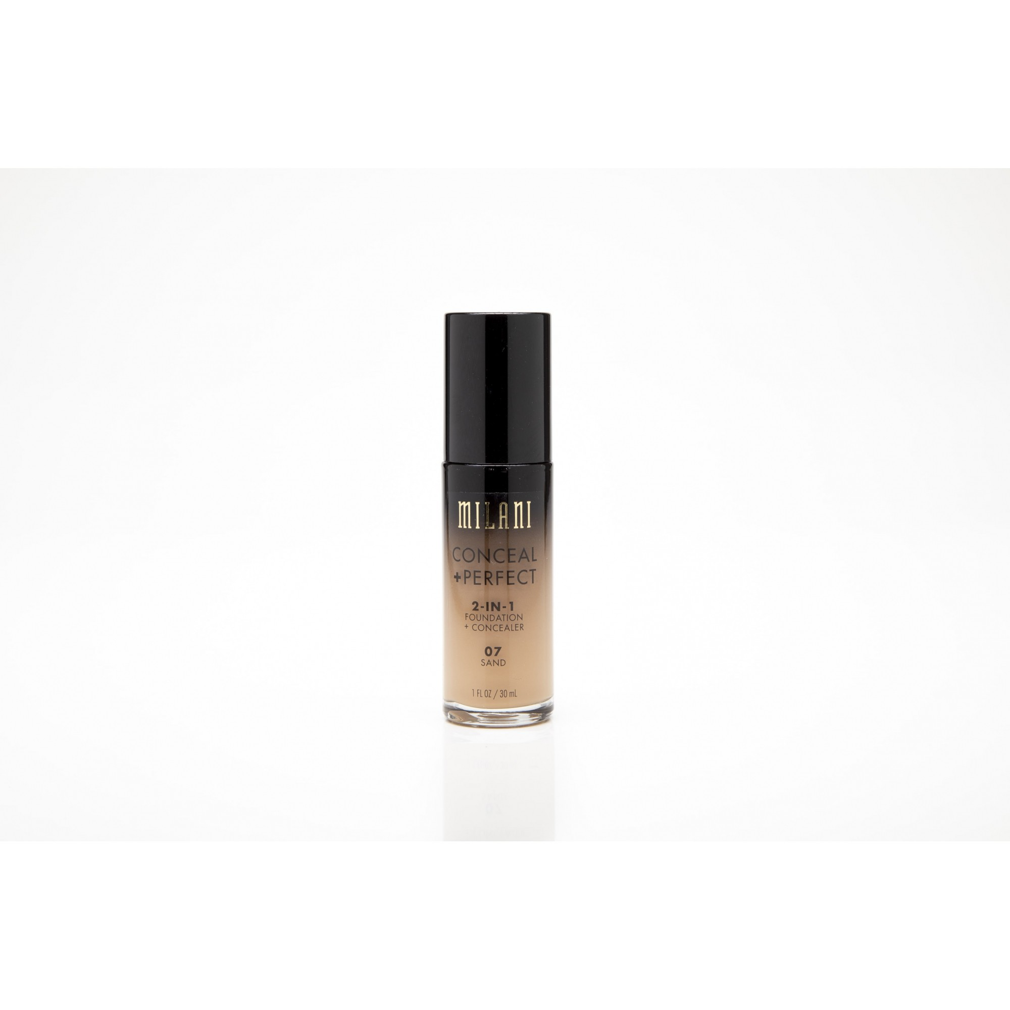 Base milani conceal + perfect 2-in-1 07 sand