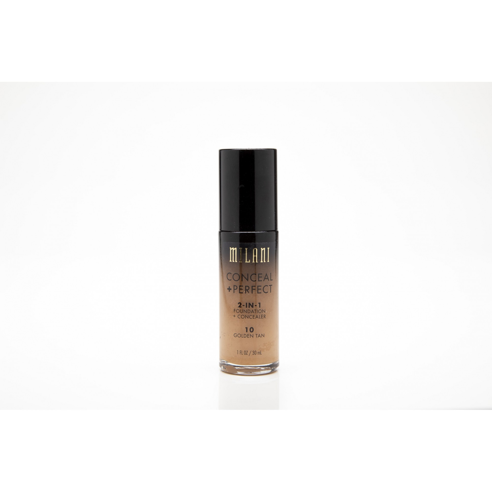 Base milani conceal + perfect 2-in-1 10 golden tan