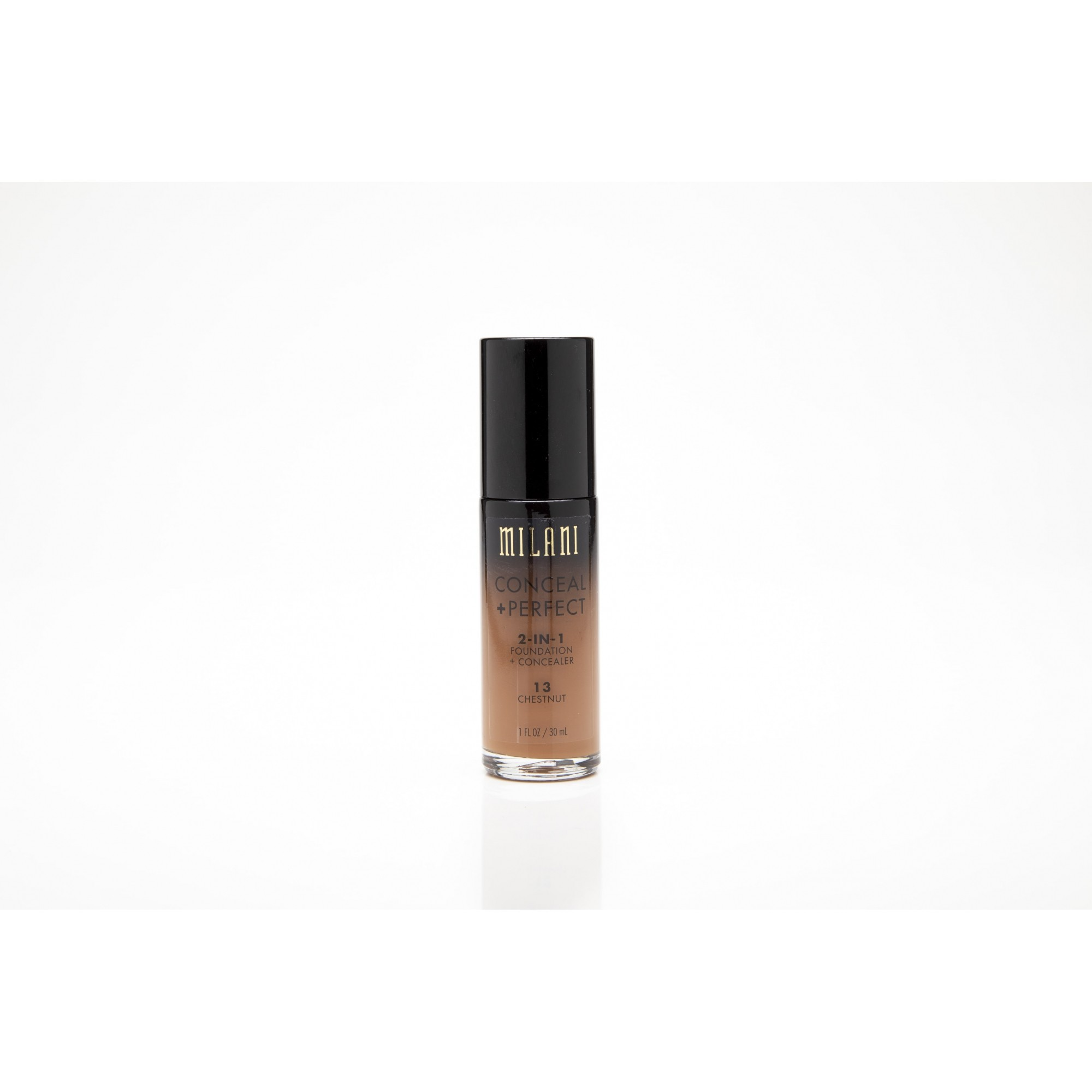 Base milani conceal + perfect 2-in-1 13 chestnut