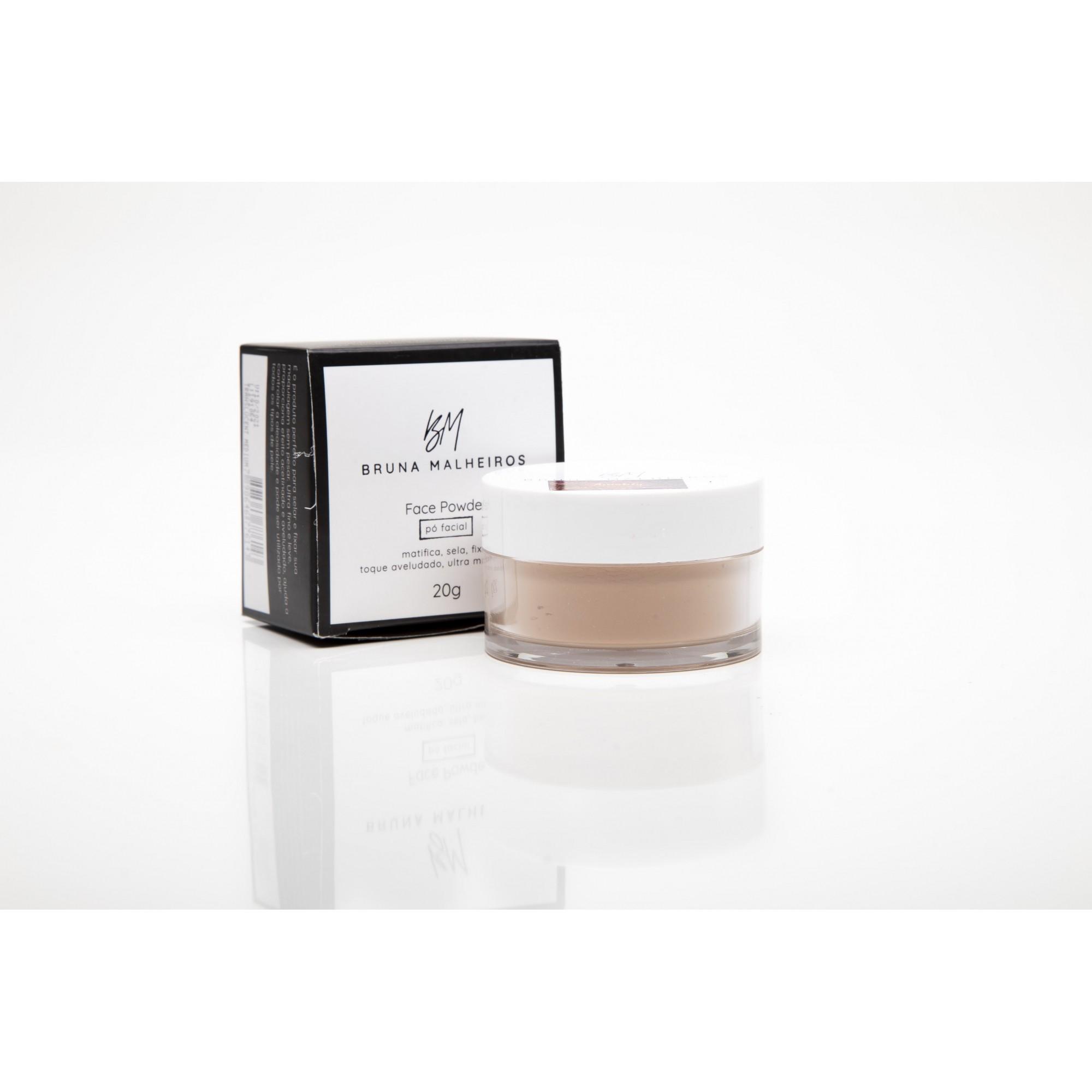 Face powder - pó facial traslucent medium