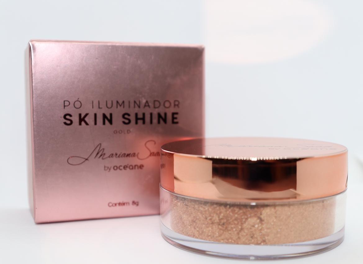 Iluminador skin shine mari saad gold