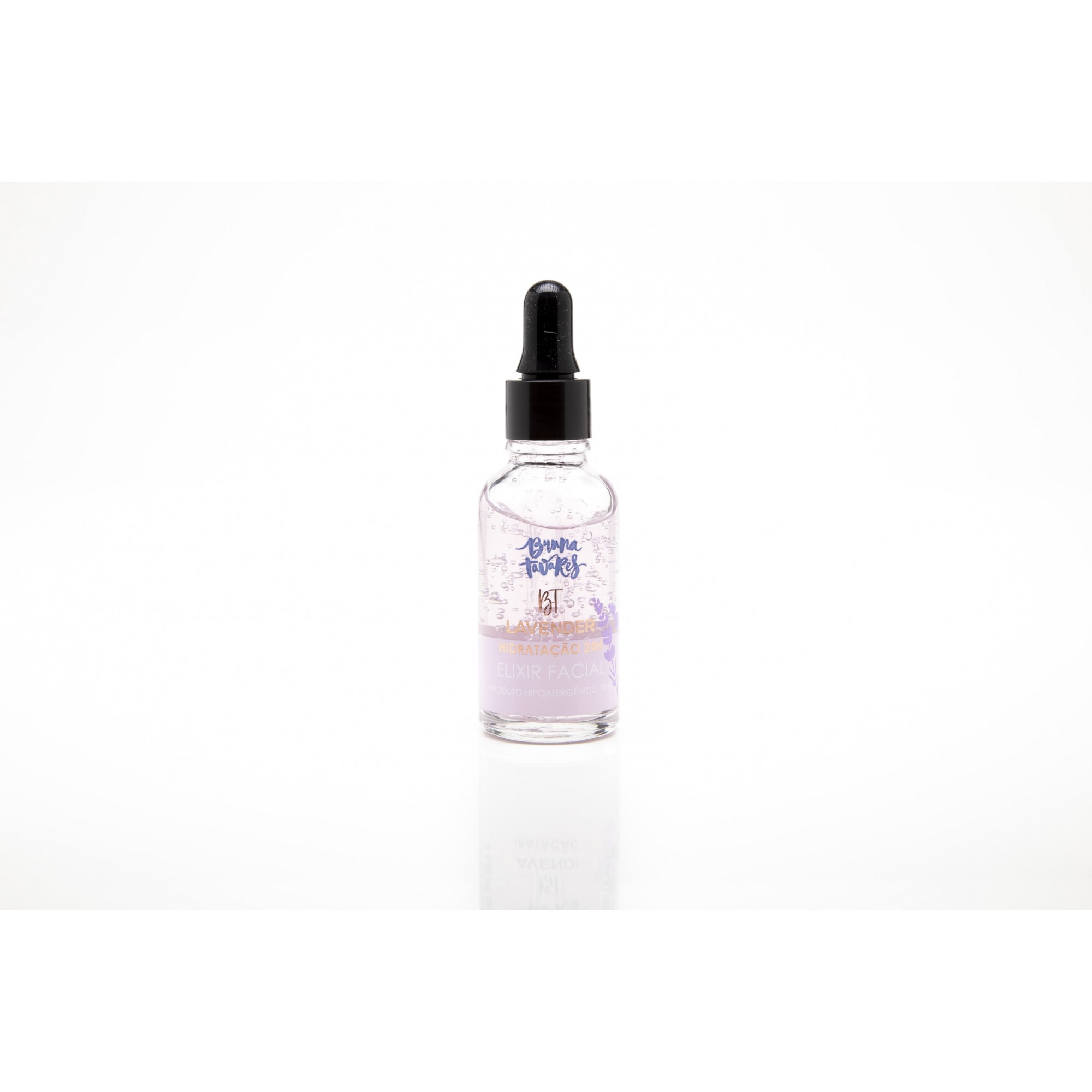 Lavender Elixir facial - Bruna Tavares