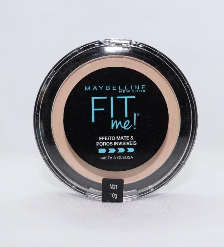 Mayb po compacto fitme n01 super claro neutro