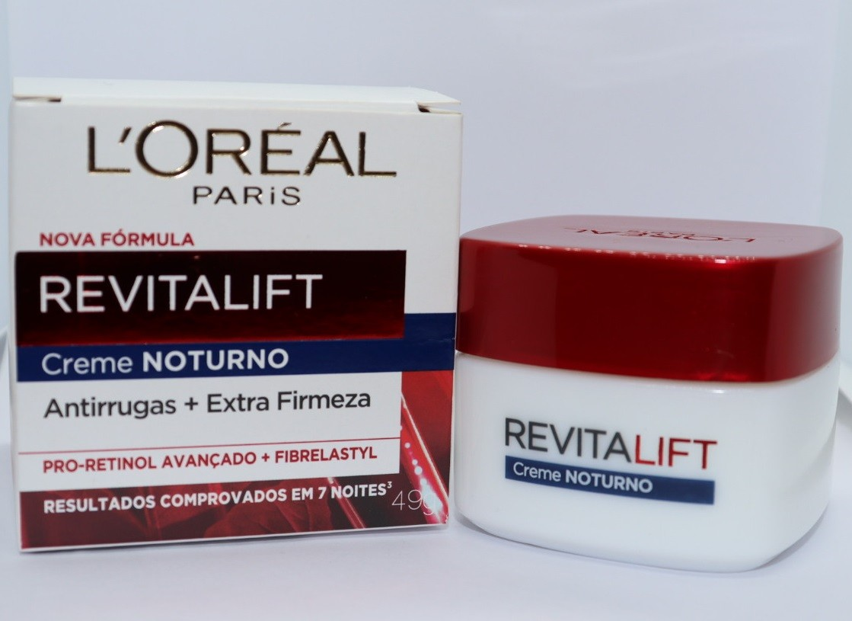 Revitalift noturno Loréal