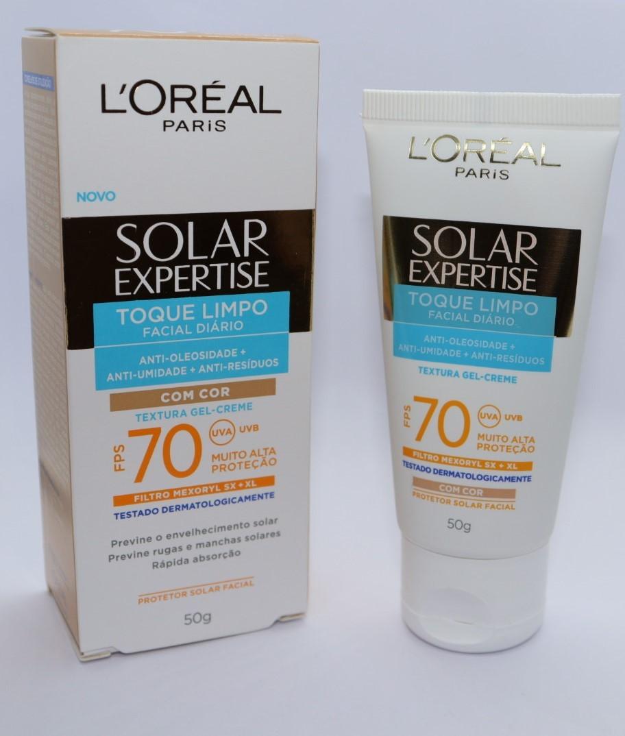 solar espertice  Lr toque limpo c/ fps70