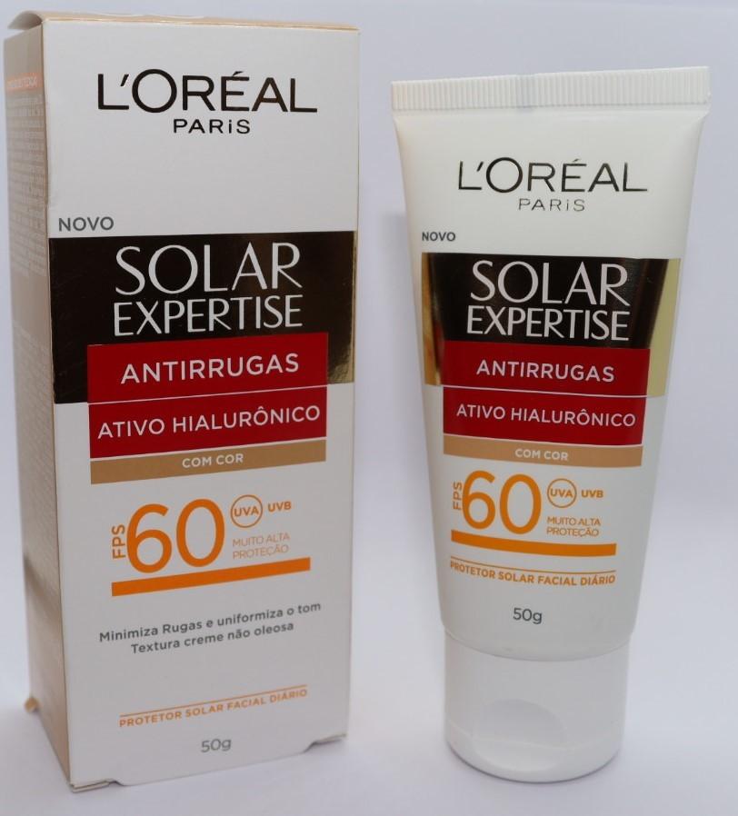 Solar expertise Lr antirrugas c/ cor fps60