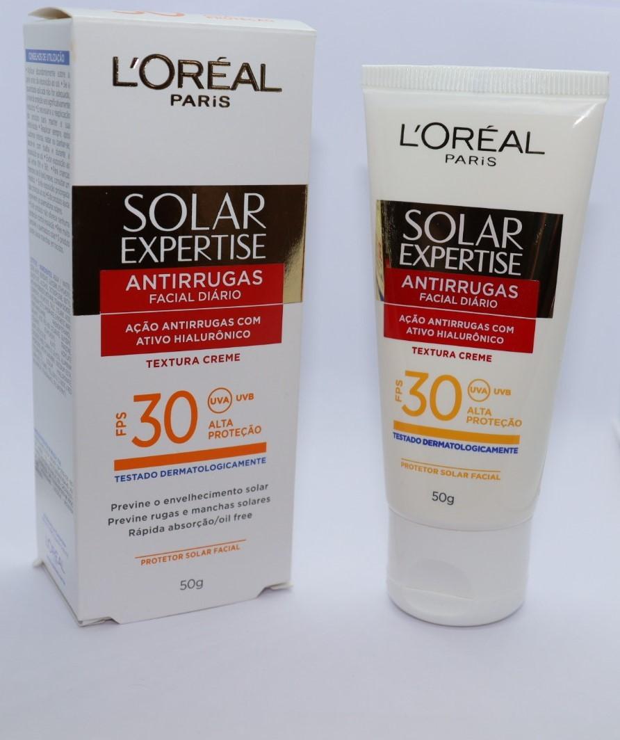 Solar expertise Lr antirrugas fps30