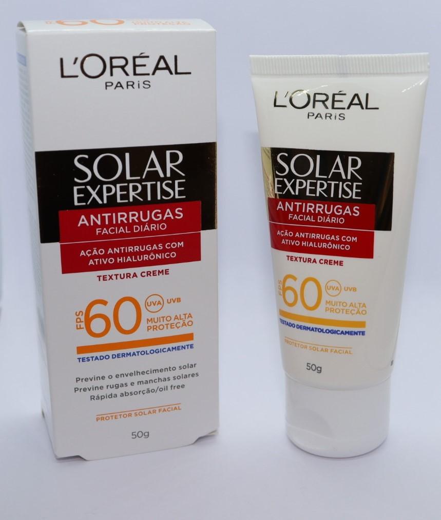 Solar expertise Lr antirrugas fps60