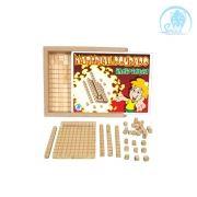 Material Dourado 62 peças