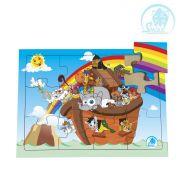 Quebra-Cabeça - Arca de Noé