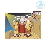 Quebra-Cabeça - Moisés e os Dez Mandamentos