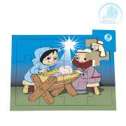 Quebra-Cabeça - O Nascimento de Jesus