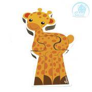 Quebra-Cabeça Vertical Baby - Girafa