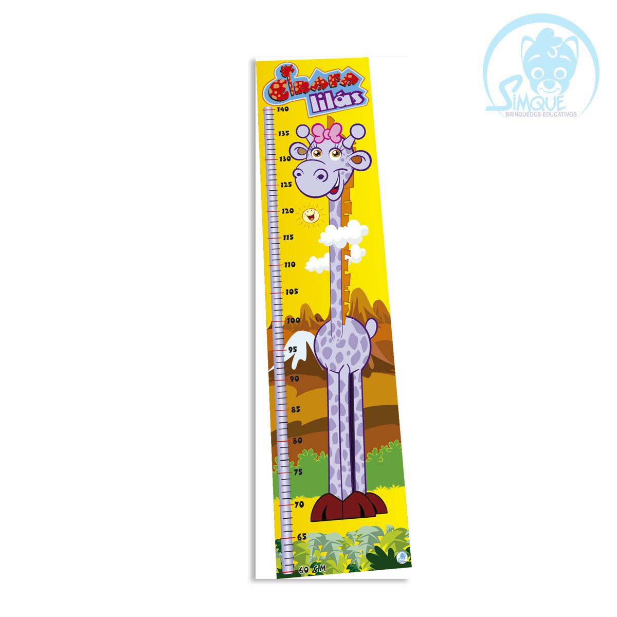 Girafa Lilás