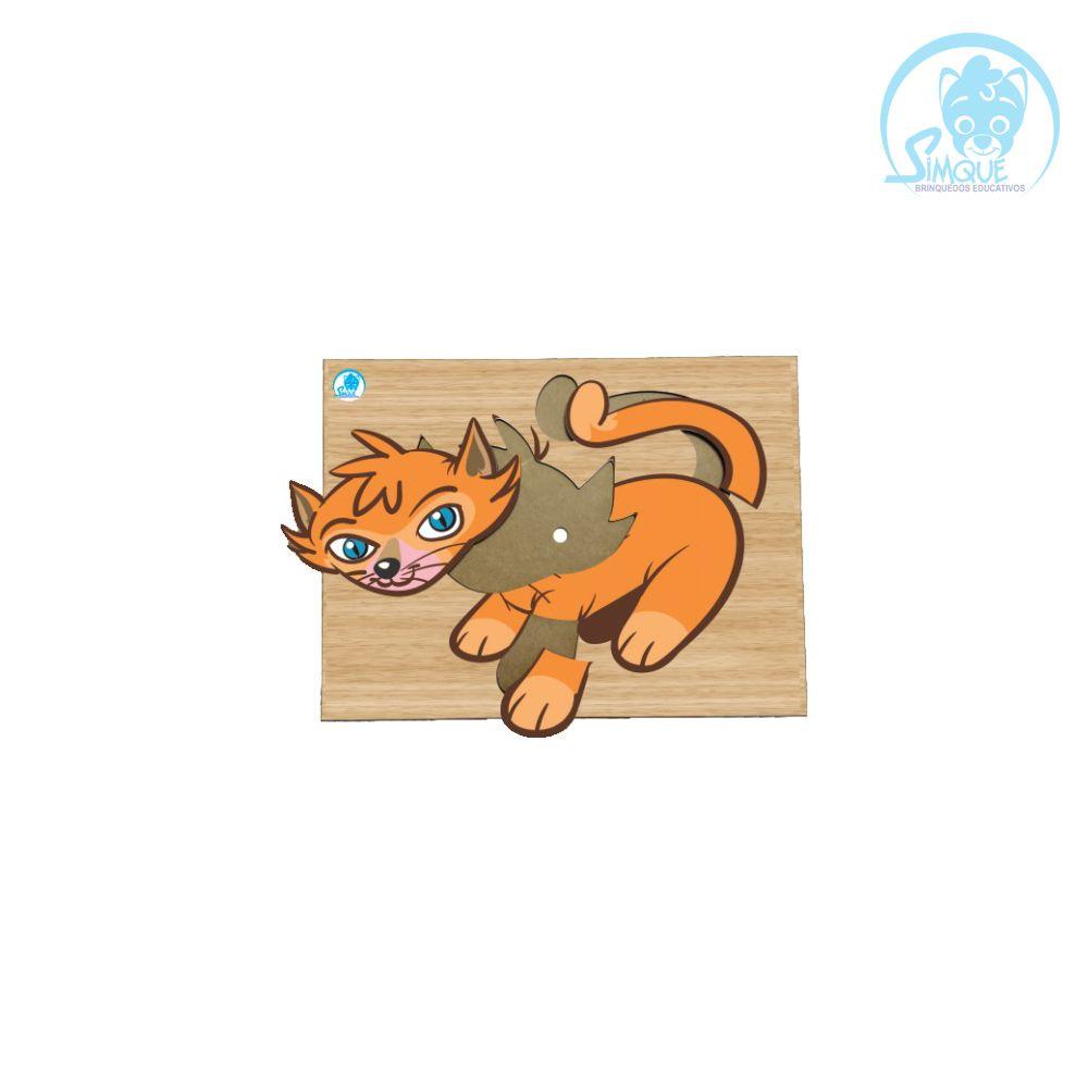 Super Quebra-Cabeça Gato