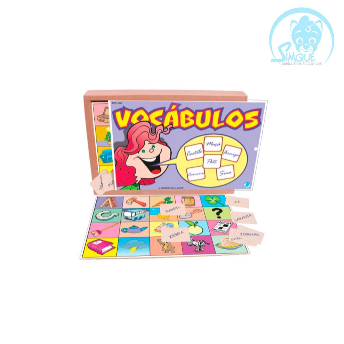 Vocábulos/Português