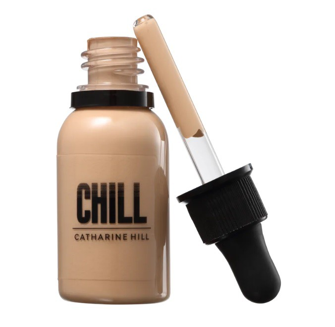 Chill - Base Liquida Media Cobertura - Catharine Hill