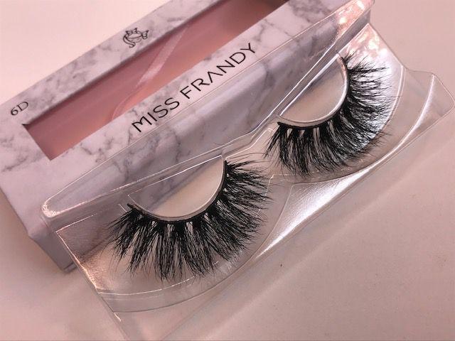 Cilios Miss Frandy 6D - Faux Mink 01 Par