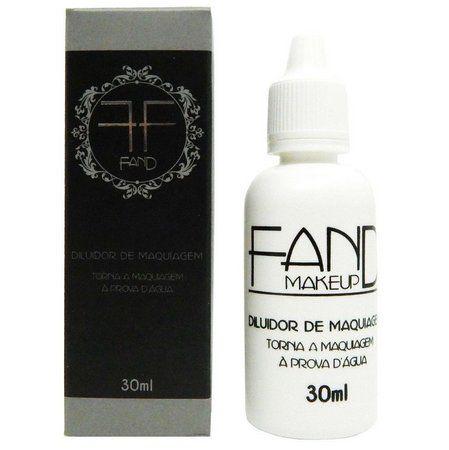 Diluidor de maquiagem 30ml-Fand