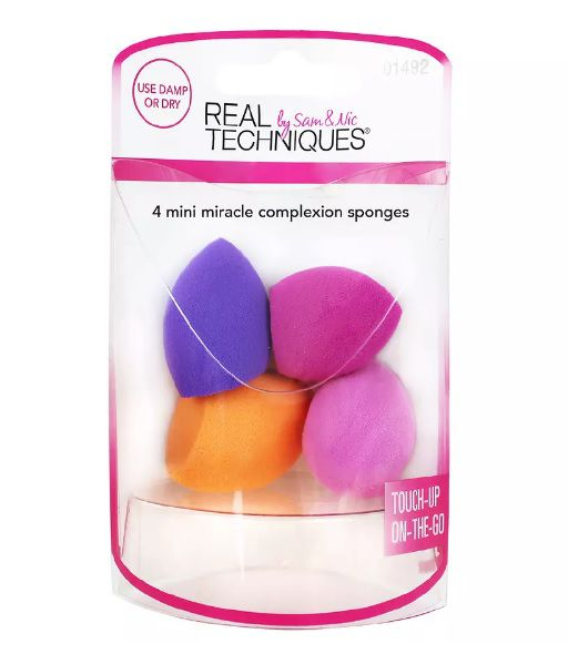 Esponja Real Techniques - Mini