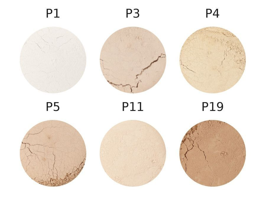 Fixing Powder Kryolan - Pó Fixador