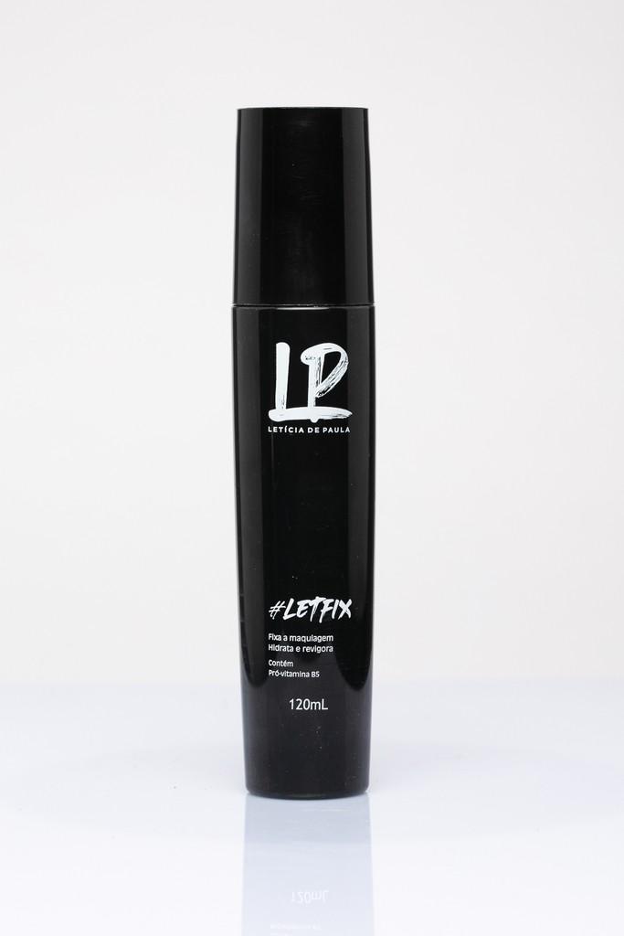 #LETFIX - Bruma fixadora Leticia de Paula 120 ml