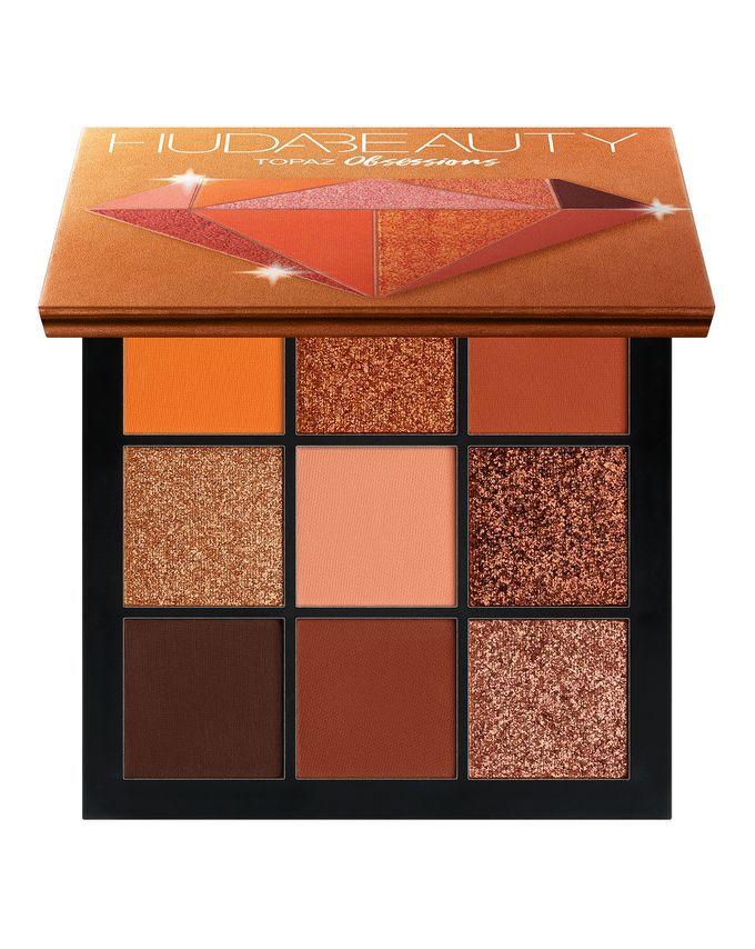 Obsessions - Paleta de sombra Huda Beauty 9 cores