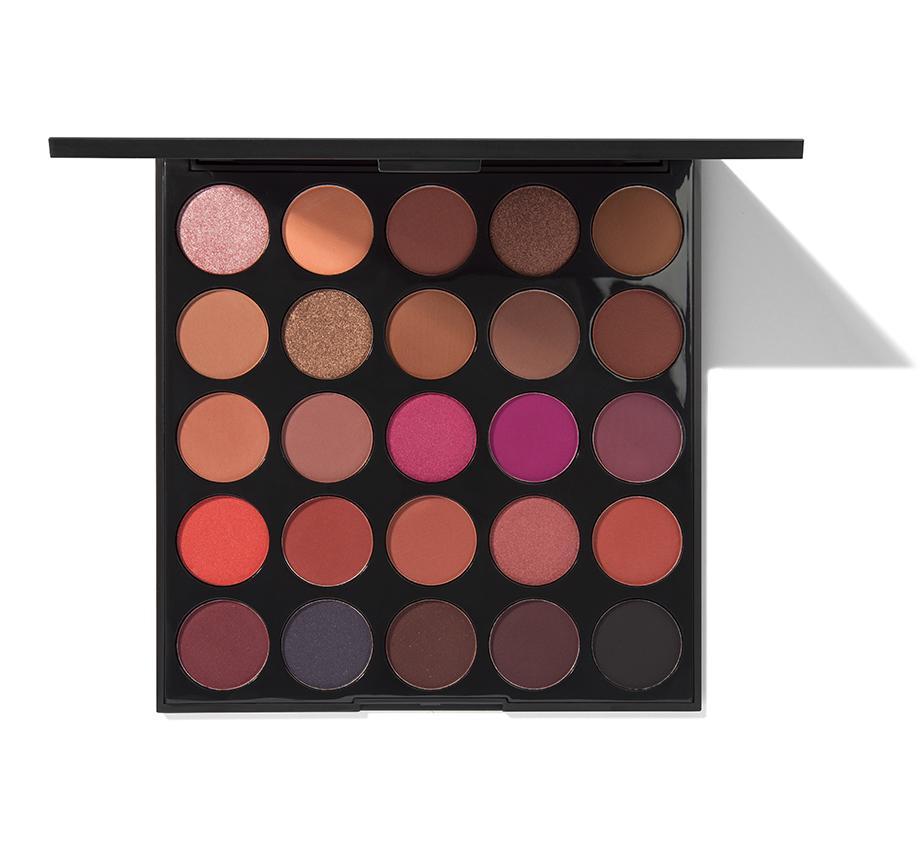Paleta de Sombra Morphe Brushes  - 25 cores